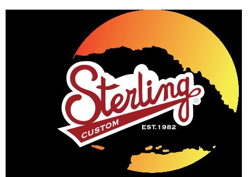 Sterling Custom Sheet Metal Logo